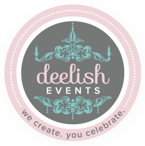 Deelish Events – Los Angeles  | Orange County Logo