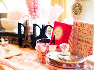 Bridal Shower | Paris Theme